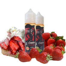 Load image into Gallery viewer, 50 Shades of Custard eJuice - Sophia Strawberry