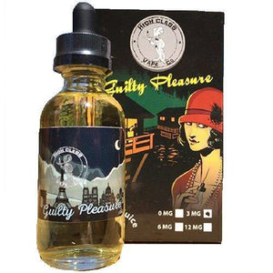 High Class Vape Co - Guilty Pleasures