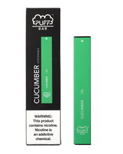 Load image into Gallery viewer, Puff Bar Pre-Filled Disposable Device - EzEliquid