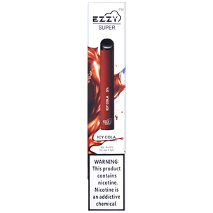 Ezzy Super Pre-Filled Disposable Device - EzEliquid