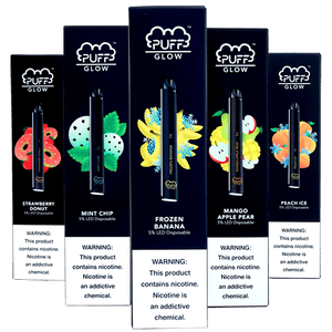 Puff Glow Disposable Device - EzEliquid