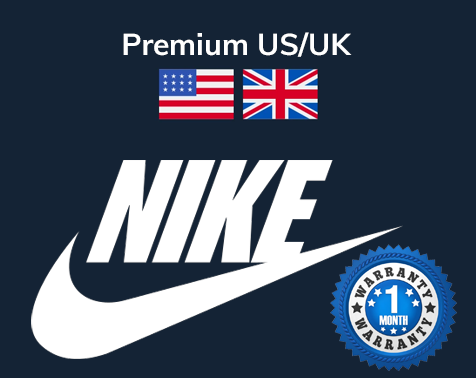 Premium US/UK Nike SNKRS Accounts