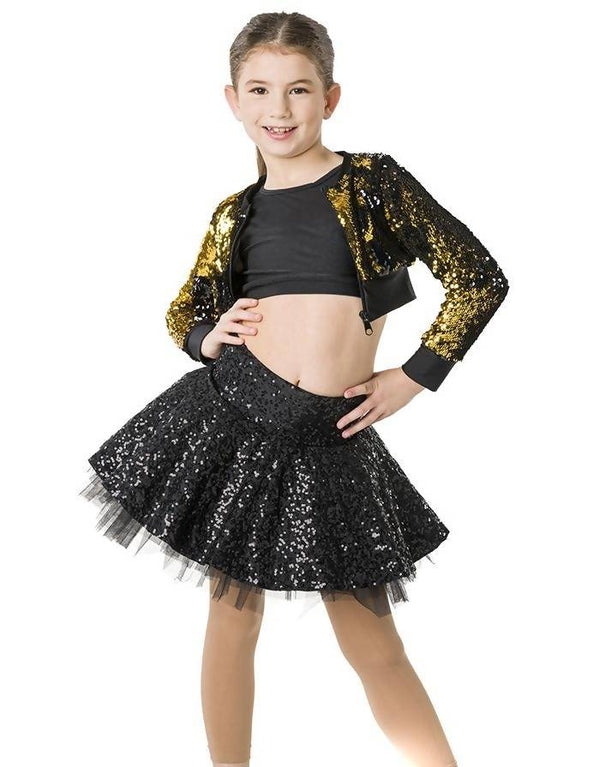 Stage Lights Cropped Jacket (Child)