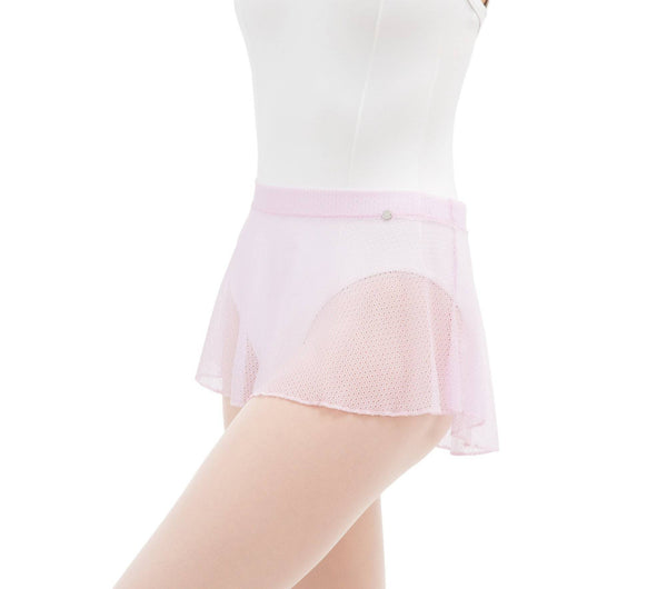 Repetto Mesh Skirt