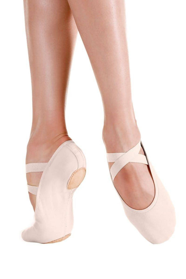 Pro Stretch Canvas Ballet Slipper