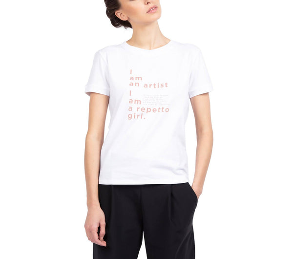 T-shirt I am a Repetto Girl
