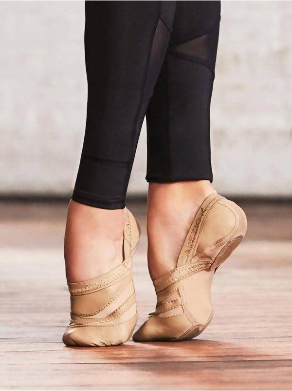 Freeform Ballet Shoe - Caramel (Adult)