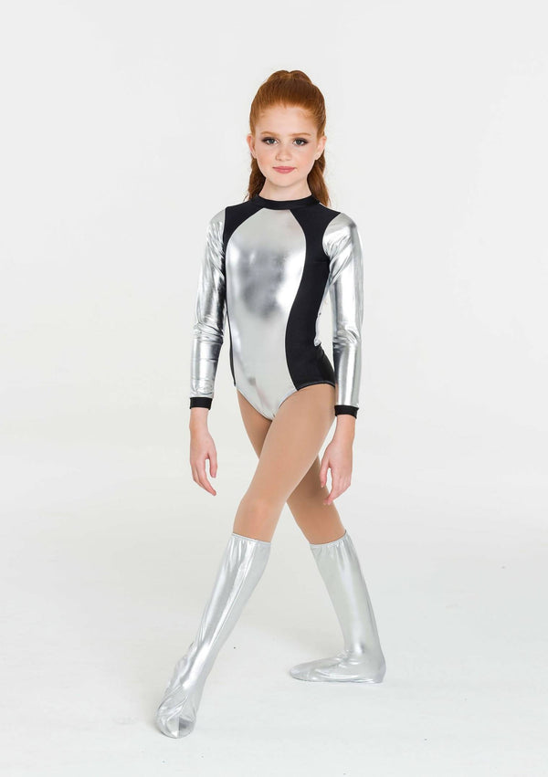 Metallic Warrior Leotard (Child)