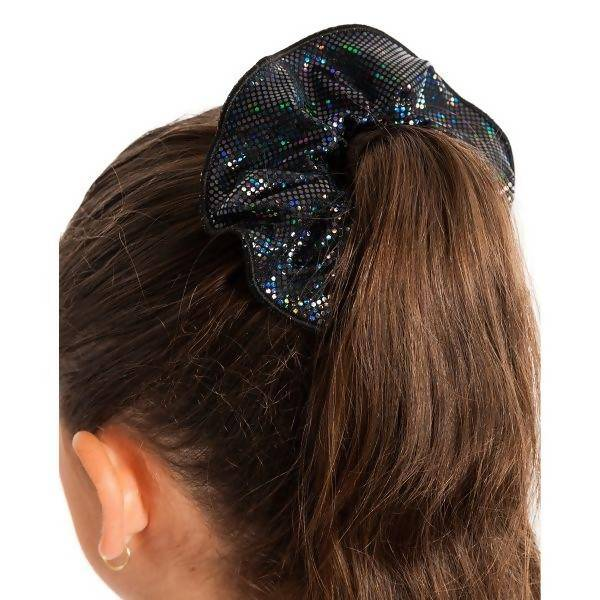 Shattered Glass Scrunchie