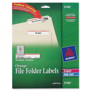 Avery,Label,File Folder