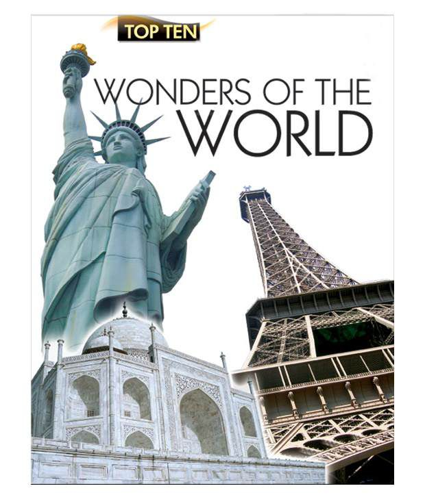 Book,Top Ten,Facts & More,Wonders of the World