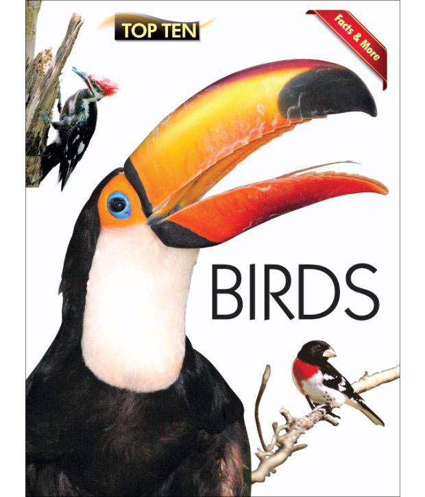 Book,Top Ten,Facts & More,Birds