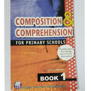 Book,Composition & Comprehension for Primary Schools,Book One(1)