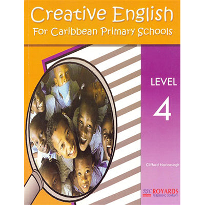 Book,Creative English for Caribbean Primary Schools,Level 4