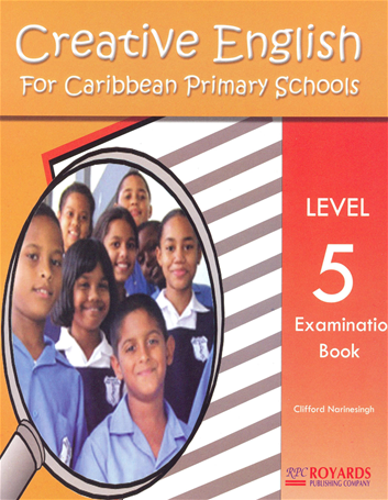 Book,Creative English for Caribbean Primary Schools,Level 5