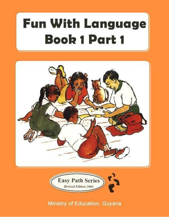Book,Fun with Language,Book 2 Part 2