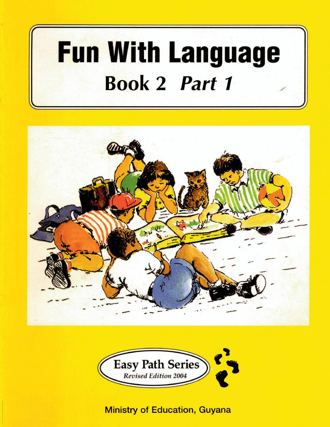 Book,Fun with Language,Book 2 Part 1