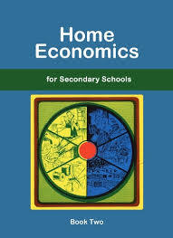 Book,Home Economics for Secondary Schools,Book Two