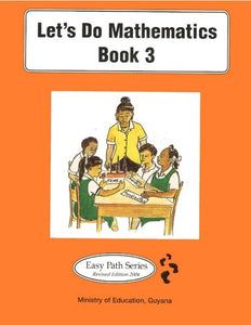 Book,Let's Do Mathematics,Book  3