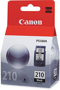 Canon,Cartridge Ink,PG210,Black