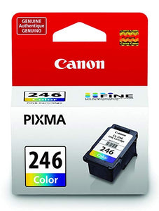 Canon,Cartridge Ink,CL 246