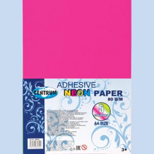 Centrum Neon Color Adhesive Eva Paper A4 5 colors