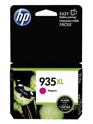 HP,Cartridge Ink #935XL,Magenta