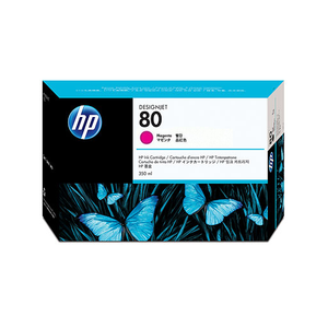 HP,Cartridge Ink #80,Magenta