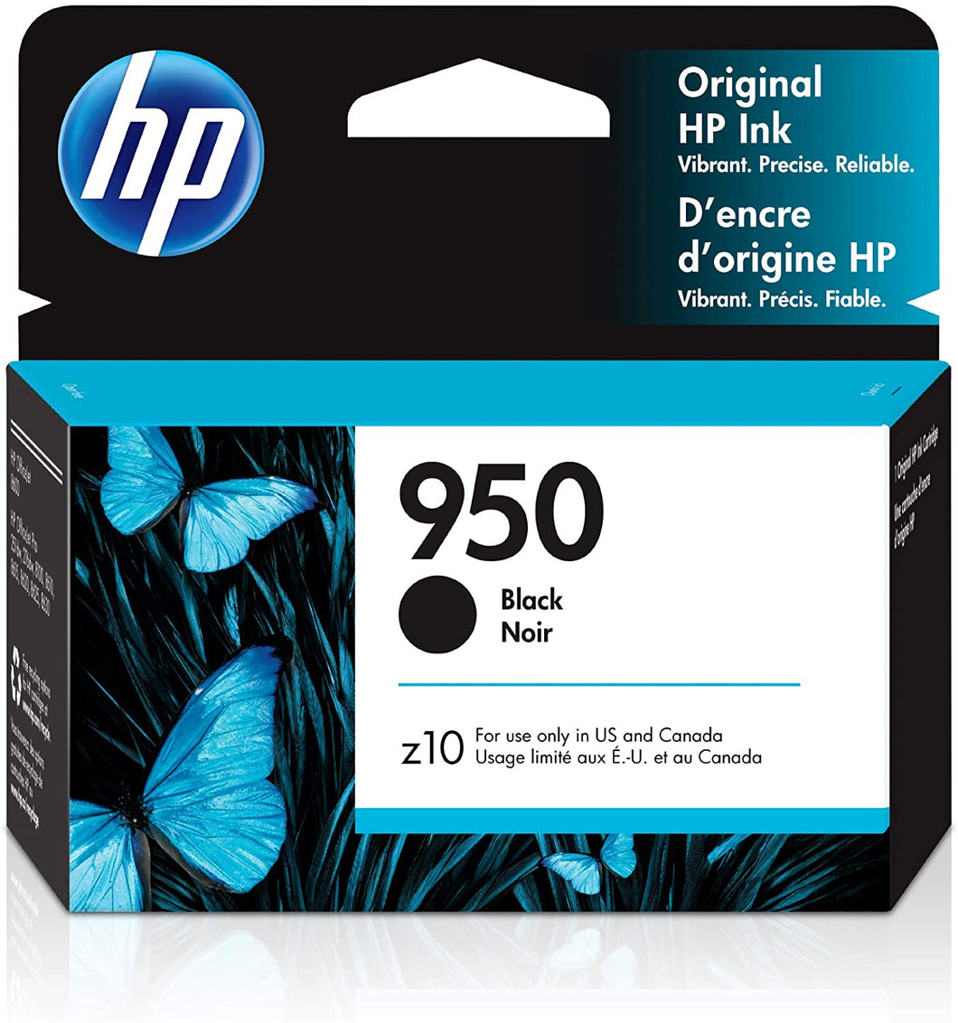 HP,Cartridge Ink #950,Black