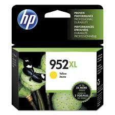 HP,Cartridge Ink #952XL,Yellow