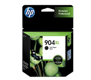 HP,Cartridge Ink #904XL,Black