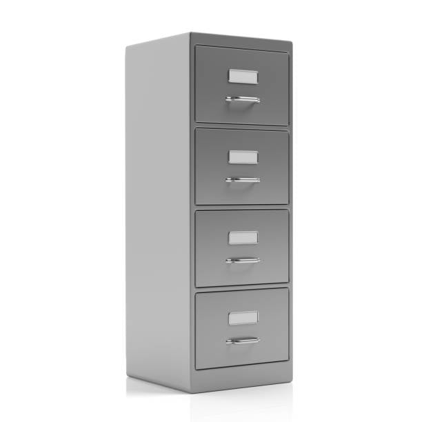 Hon 4 Drawer legal Size Vertical Filing Cabinet Grey