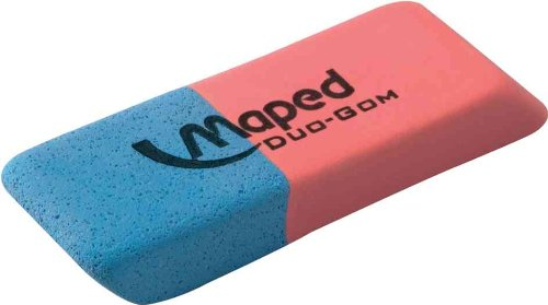 Maped,Eraser,Duo-Gom