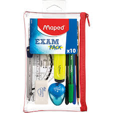 Maped,Exam Pack,10 Pieces