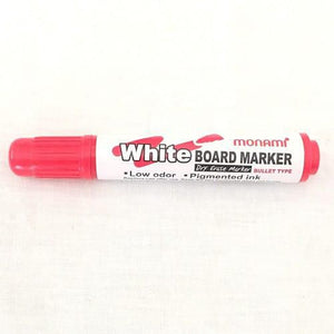 Monami,Marker,White Board,Red