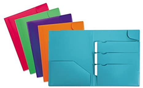 Folder,Letter,Assorted Color
