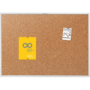 Quartet Bulletin Board 36 X 60 Cork
