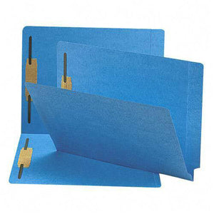 Smead,Folder,Letter,Fastener,Expansion,Blue