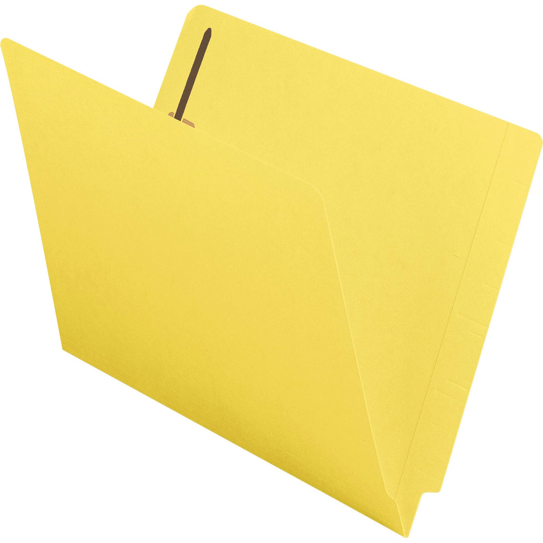 Smead,Folder,Letter,Fastener,Expansion,Yellow