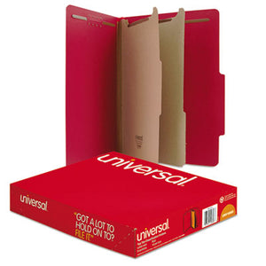Universal,Folder,Classification,Legal,Red