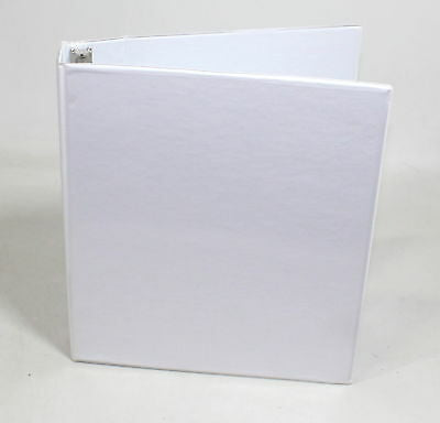 Wilson Jones,Binder,2 Inch,D-Ring,White