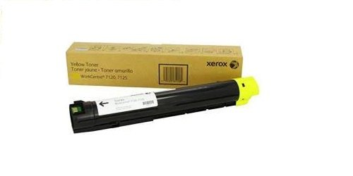 Xerox,Toner,WorkCentre 7225,Yellow