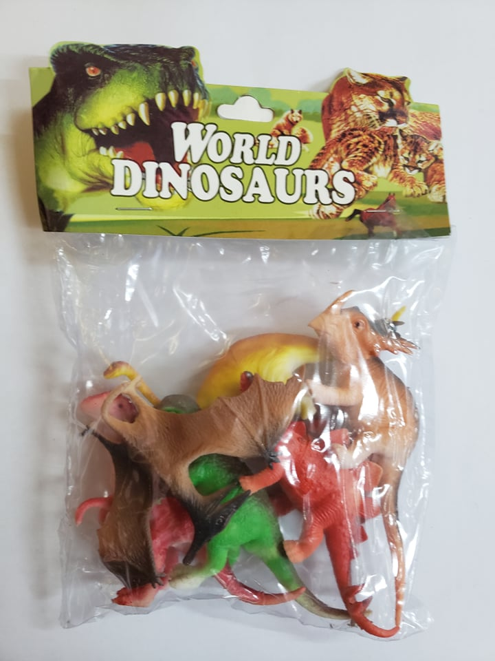 Craft,Animal Set,Dinosaur