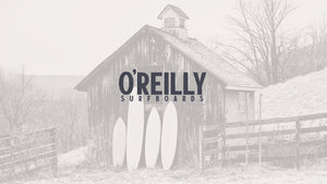 O'Reilly Surfboards Gift Card