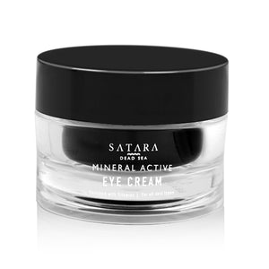 INTENSIVE EYE CREAM SATARA DEAD SEA (5399762993319)