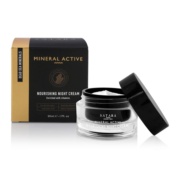 NOURISHING NIGHT CREAM Mineral Active
