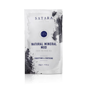 SATARA DEAD SEA MINERAL BLACK MUD (5404260761767)