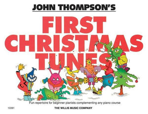 John Thompson's First Christmas Tunes