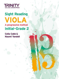 Sight-Reading Viola: A Progressive Method Initial - Grade 2