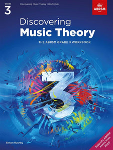 Discovering Music Theory Grade 3